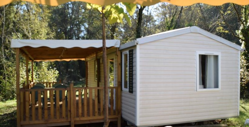 mobilhome 6 personnes camping grignan